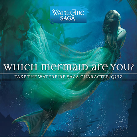 Take the Waterfire Saga Mermaid Quiz